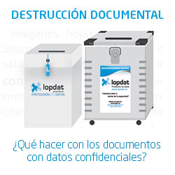 Destrucción Documental